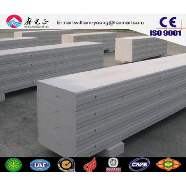 Building materials B05 AAC/ALC wall and roof panel #1 image