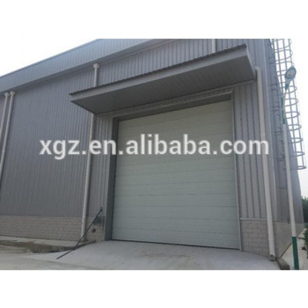 Cost Saving Light Steel Structure Pre Engineer Factory Building Workshop #1 image