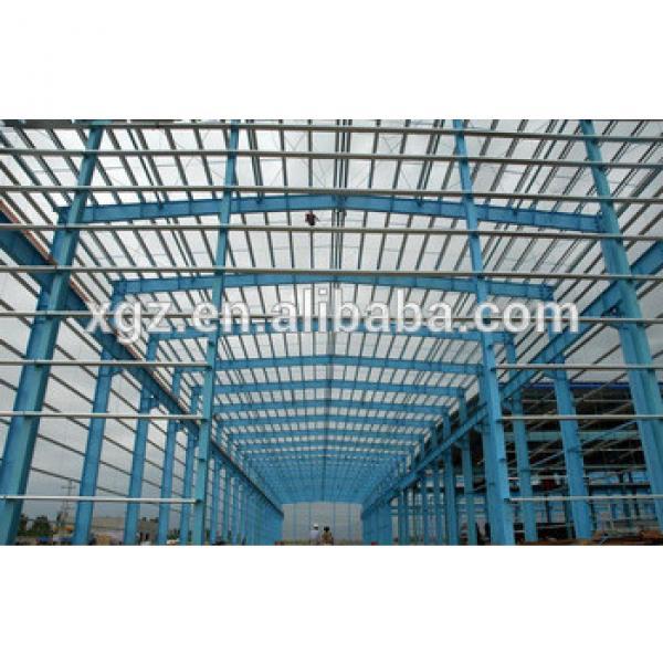 pre engineered steel buildings/warehouse/workshop/gym/hall in africa #1 image