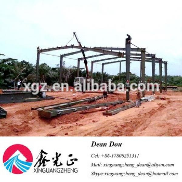 Low-price Professional Light Weight Steel Structure Workshop Building House Design Supplier China #1 image