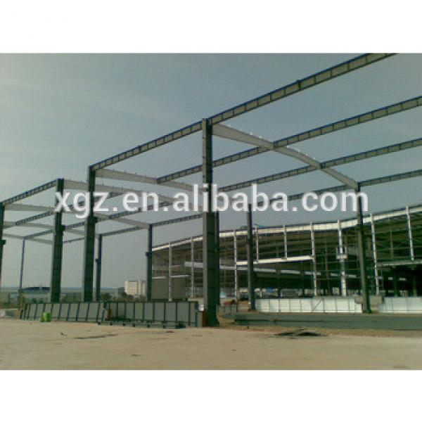 2016 prefabricated steel structure warehouse #1 image