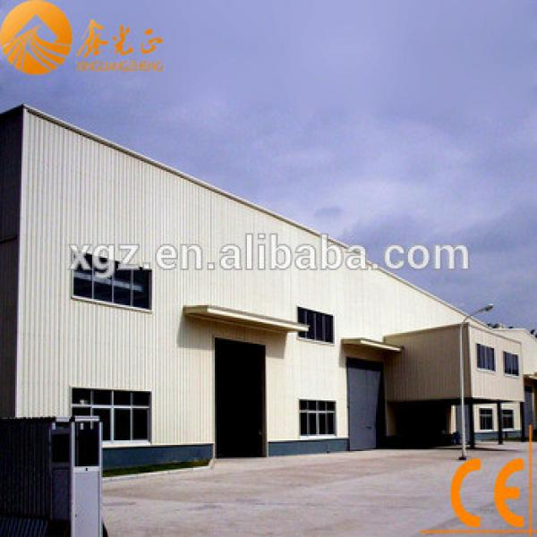 China High Strength Light Construction Design Prefabricated Mineral Water Plant Cost #1 image