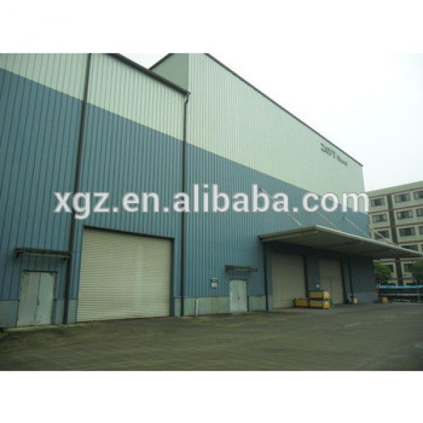 steel frame pre fabricated warehouse price #1 image