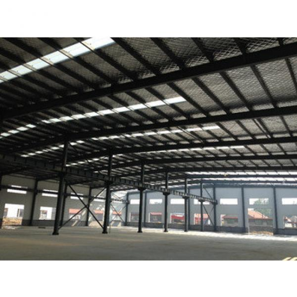 steel frame truss made in china #1 image
