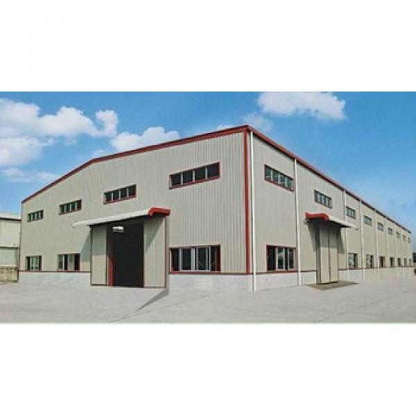 professional design steel structure warehouse #1 image