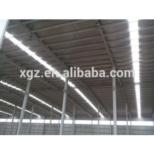 steel structure warehouse construction material #1 image