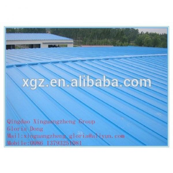 prefabricated light steel structure warehouse prefabricated steel structure #1 image