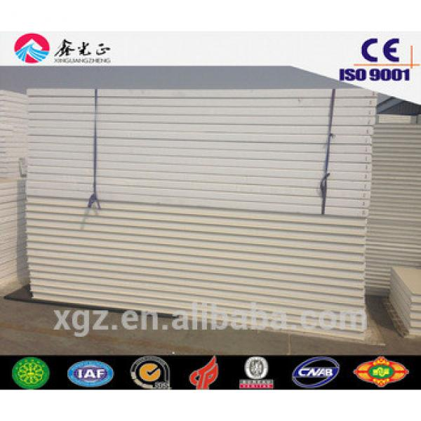buildings materials used steel structure roof and wall sandwich panel for sale #1 image