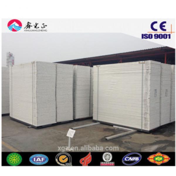 XGZ hot/cold steel coils steel plate PPGI sandwich panel #1 image