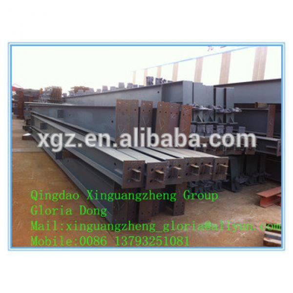 cheap H beam steel metal building materials for sale made in China #1 image