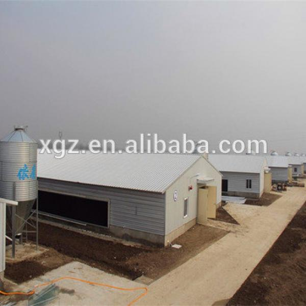 Cheap Modern Broiler/Ggg Layers Poultry Structure #1 image