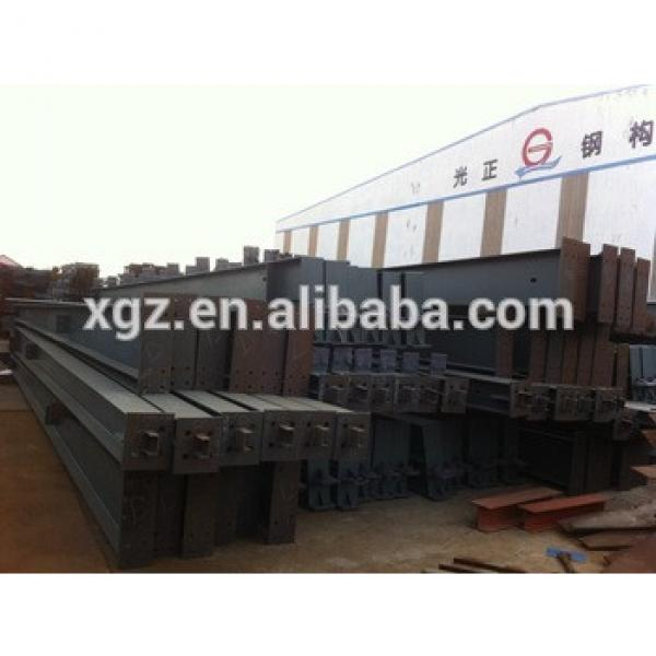 Steel Metal building materials used for warehouse and workshop made in China #1 image