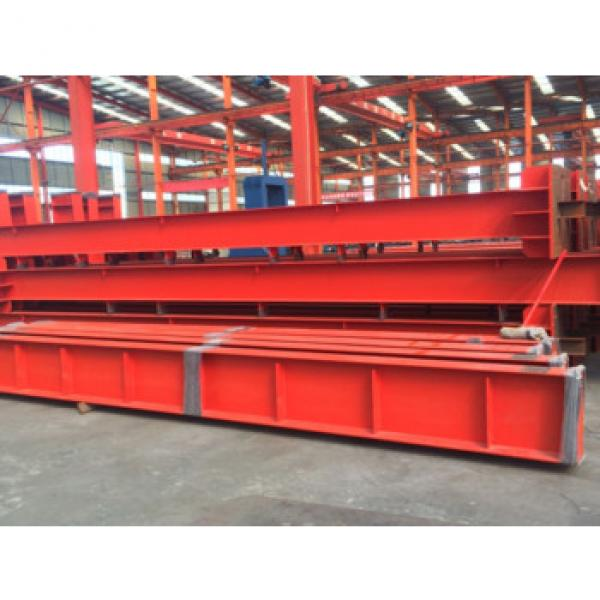 Quality colourful eco-friendly structure steel for steel structure warehouse/Workshop Building #1 image