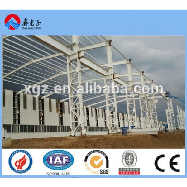 steel structure workshop/warehouse materials manufacture made in china #1 image