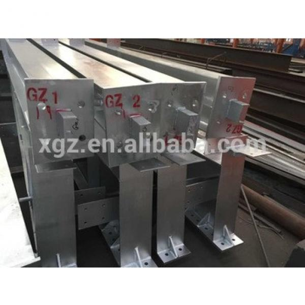 prefab Steel structure shed manufacturer in dubai made in china #1 image