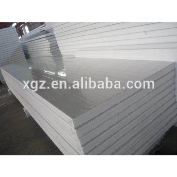Manufacture EPS sandwich panel for roof and wall #1 image