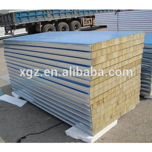 Rockwool sandwich panel for roof and wall #1 image