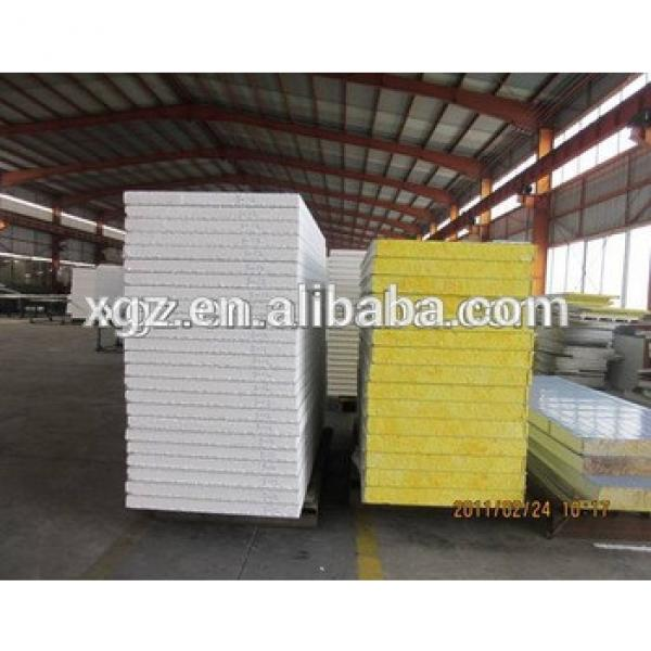 China factory EPS sandwich panel for wall and roof #1 image