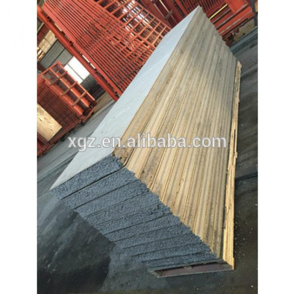 lightweight eps cement sandwich panel eps fire proof wall panels #1 image