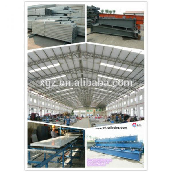 China XGZ steel truss structure materials for sale #1 image