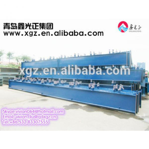 XGZ Steel Structure Building Steel Stanchion #1 image