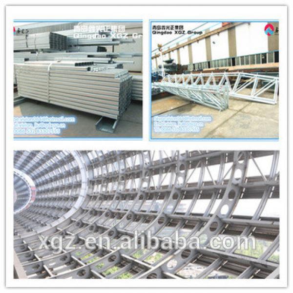 China XGZ construction galvanized steel column #1 image