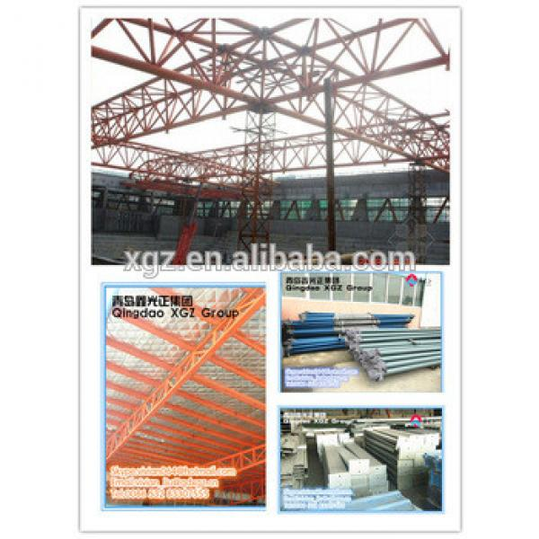 China XGZ steel structure sports hall materials for sale #1 image
