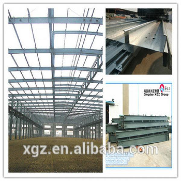 China XGZ steel structure service station #1 image