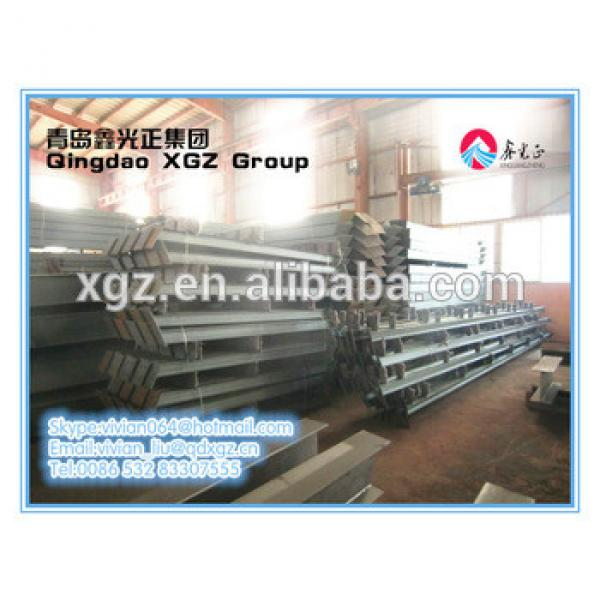China XGZ light steel structure prefab building materials #1 image