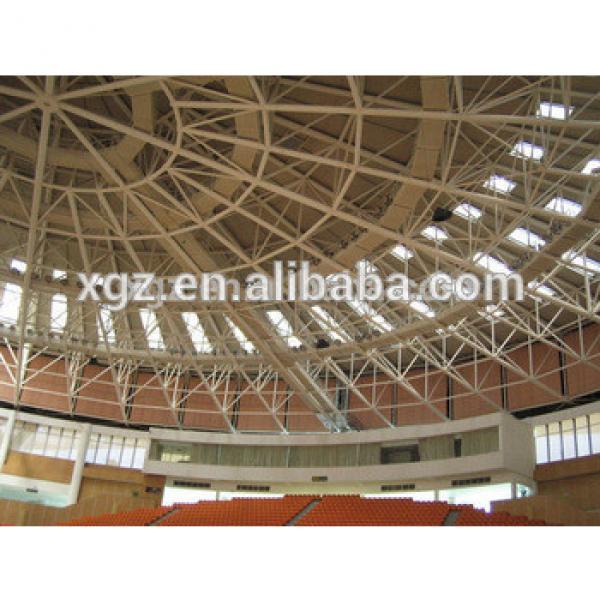 XGZ steel building materials for Indoor stadium #1 image