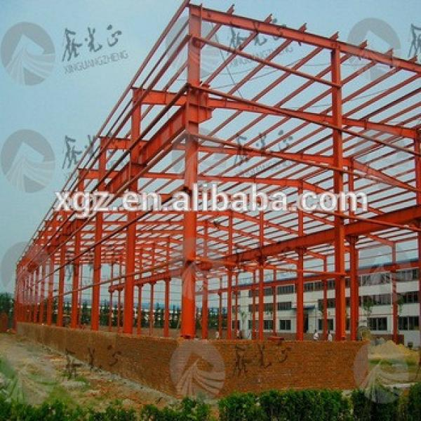 XGZ Large H beam steel structure materials for sale #1 image