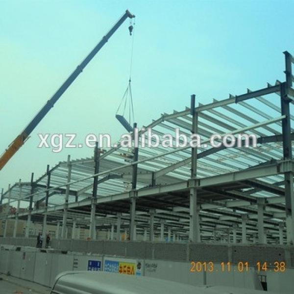 Australia Standard Prefabricated Multi-storey Steel Workshop #1 image