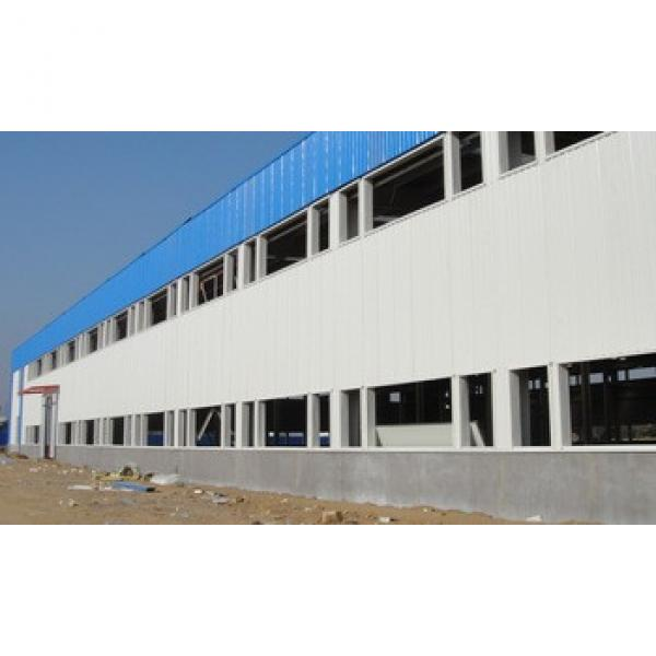 Pre Engineered buildings steel structure warehouse #1 image