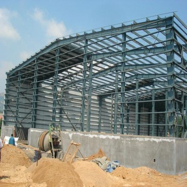 China Prefabricated Light Frame Steel Structure Prefabricated Metal Sheds For Farms #1 image