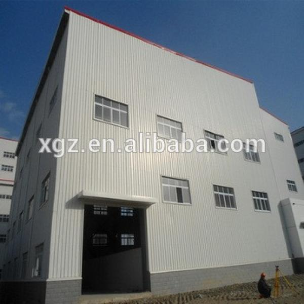 Low Price Prefabricated China Supplier Steel Workshop #1 image