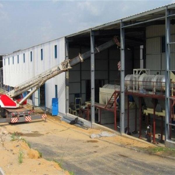 China Cheap Price Design Assembly Premade Steel Structure Workshop #1 image