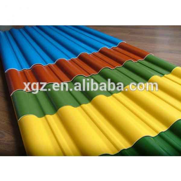 XGZ corrugated roofing sheets #1 image