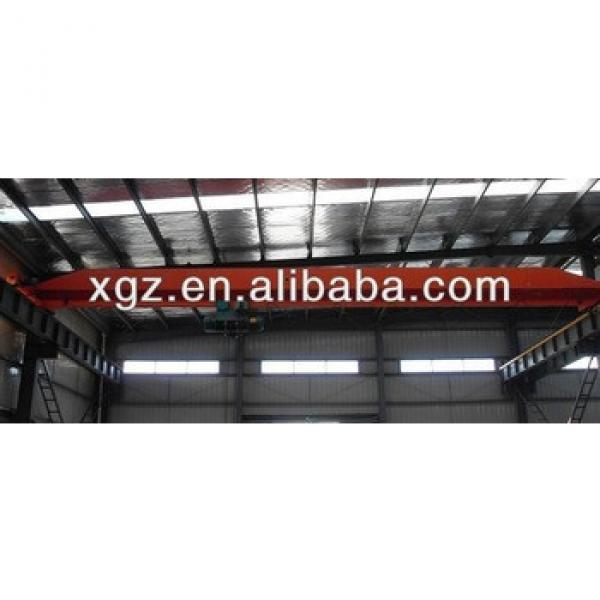 Workshop double girder overhead crane #1 image
