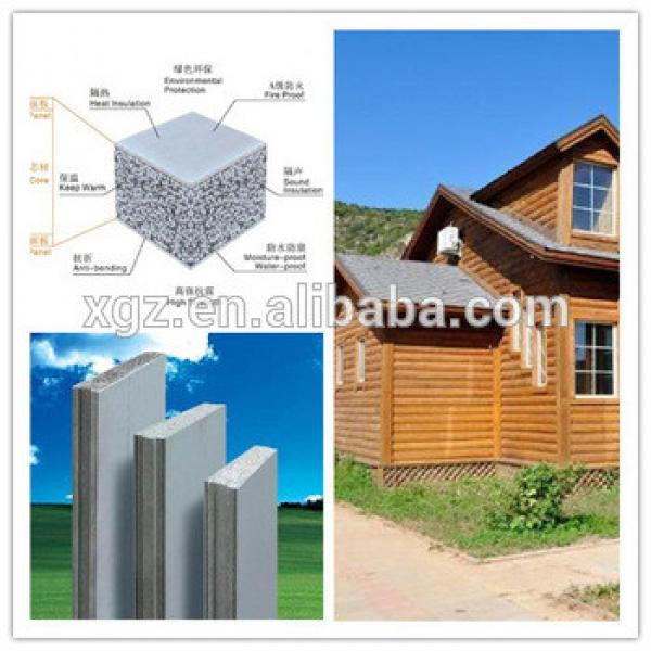 XGZ High Quality Lightweight Wall Panels for Building Walls #1 image