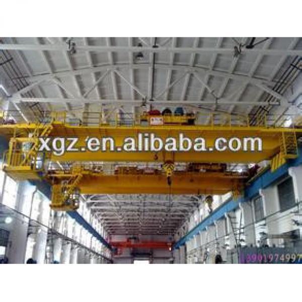 20t workshop overhead crane #1 image