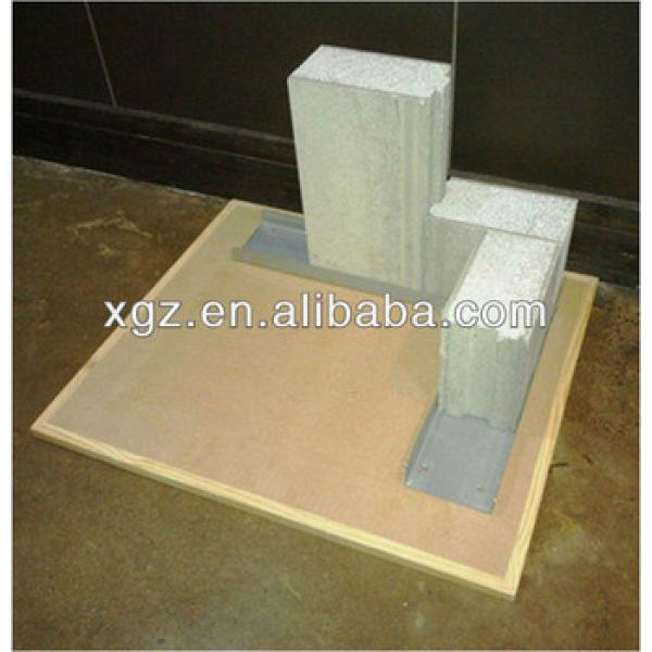 new precast construction material eps cement sandwich panel #1 image