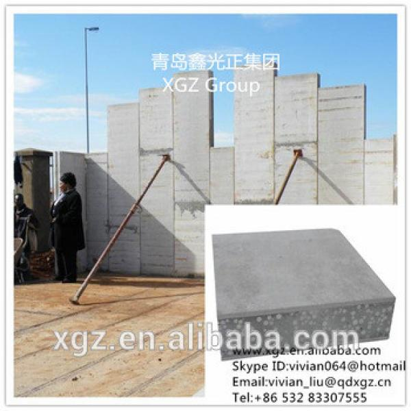 XGZ Concrete EPS Beads Best Insulation Wall & Roof Sandwich Panel #1 image