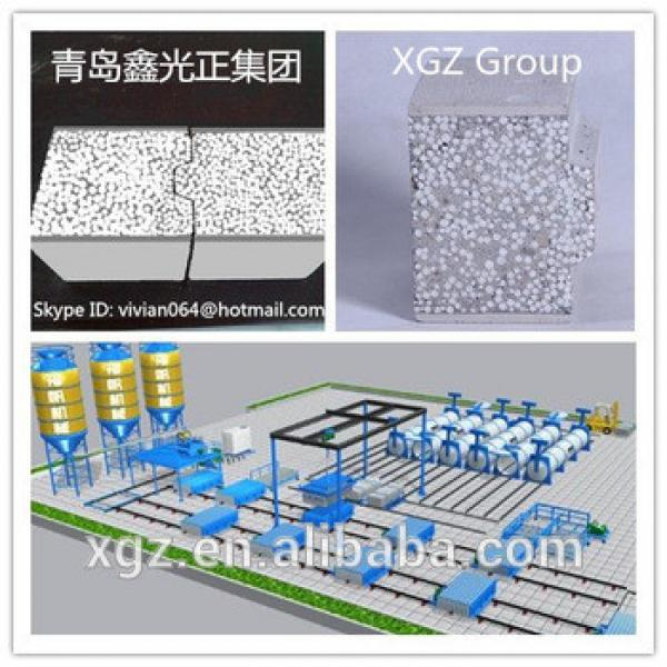 XGZ LightWeight EPS Cement Sandwich Panel for Prefabricated House #1 image