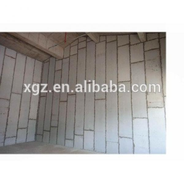 XGZ Decorative eps sandwich panel fire rated cement composite #1 image