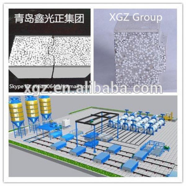 XGZ Cement & EPS carbon fiber composite sandwich panel #1 image