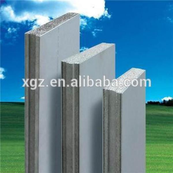 XGZ commercial building products sandwich cement panel #1 image