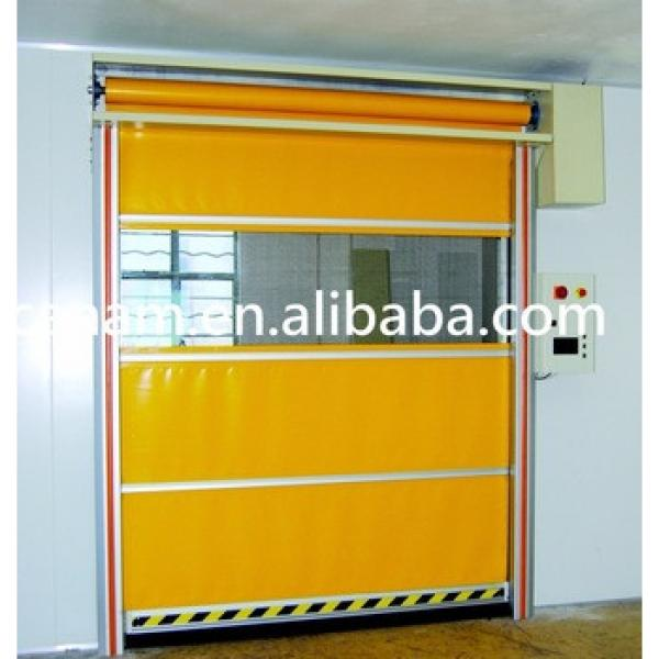 Industrial Automatic Self Repairing PVC Fabric High Speed Fast Rapid Aaction Overhead Rolling #1 image