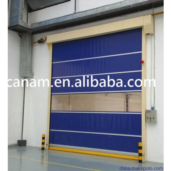 Industrial Commercial Durable High Speed Exterior Door #1 image
