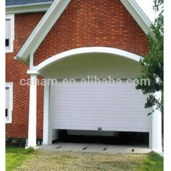 Manual or electrical control vertical roller shutter door #1 image