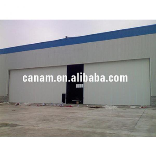 Aviation Sliding Hangar Door #1 image